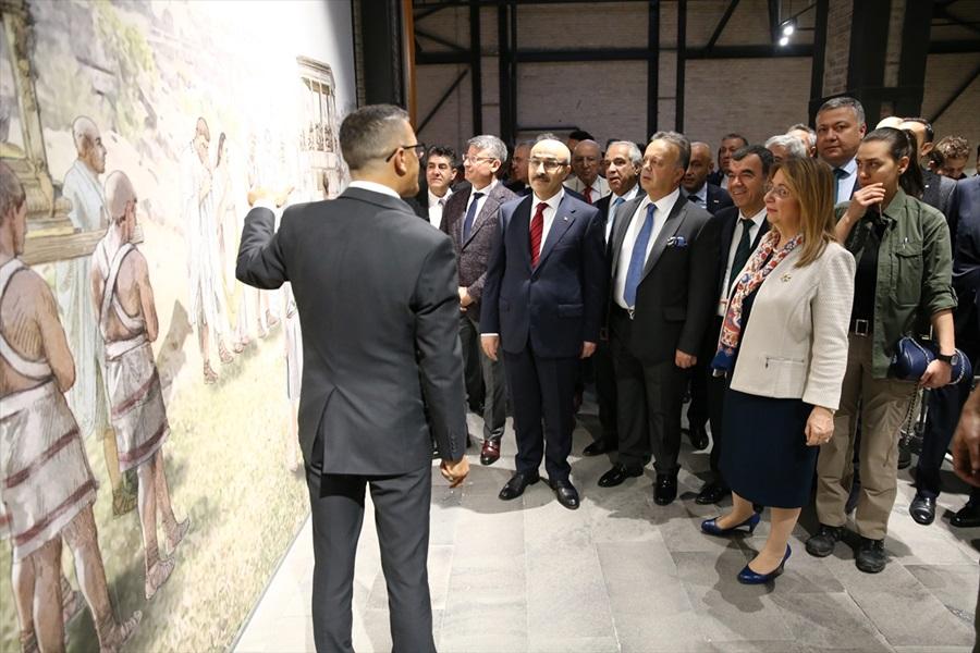 Adana Arkeoloji Müzesi'nin 18 Mayıs Müzeler Günü dolayısıyla..