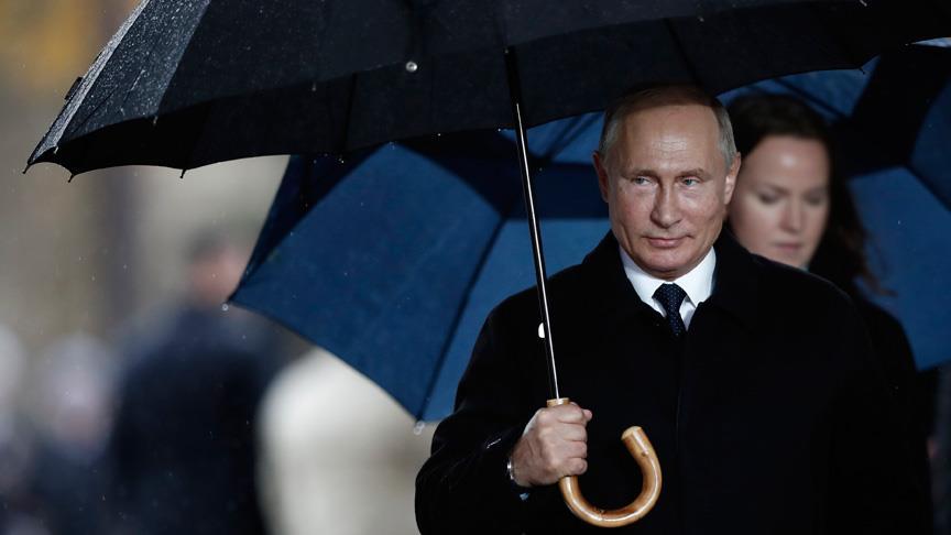 Putin: Türkiye ile Suriye'deki ihlallere müdahale etmek konusunda anlaştık