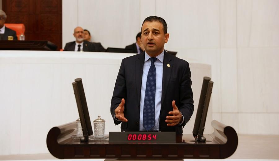 CHP'li Bulut: AKP'li Milletvekillerine Duyurulur..