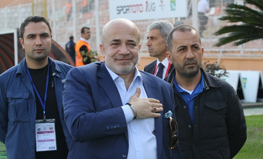 Murat Sancak'tan taraftara çağrı