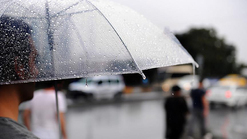 Mersin'de eğitim-öğretime yağış engeli