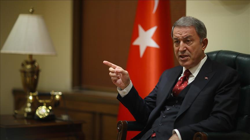 Akar: Mehmetçik bu provokasyonları boşa çıkardı