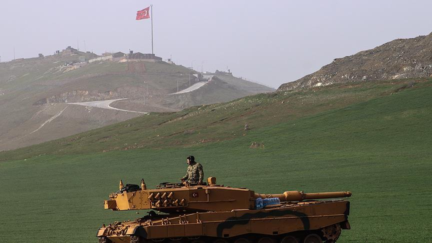 YPG/PKK işgalindeki topraklardan Türkiye'ye terör tehdidi