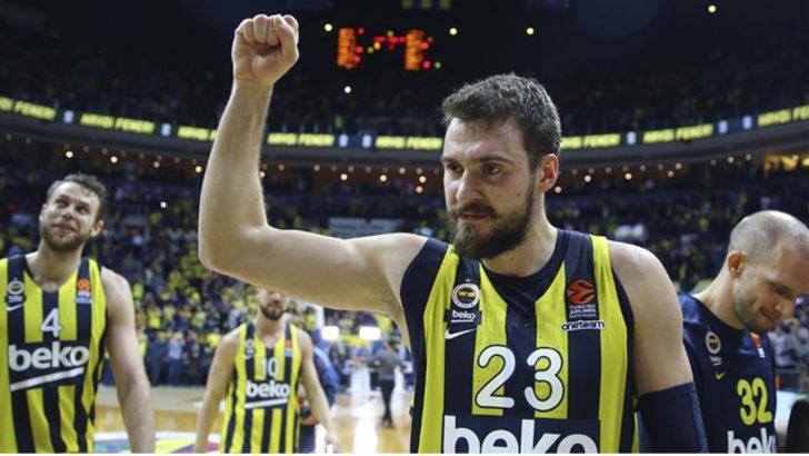 Avrupa basketbolunda 70. kez Türk derbisi