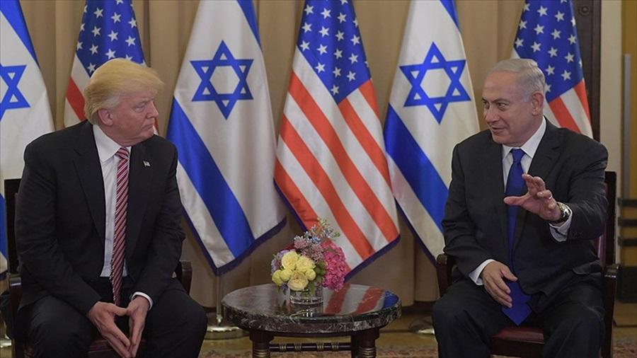 Netanyahu: Trump ile Ürdün Vadisi'nin ilhakını konuştum