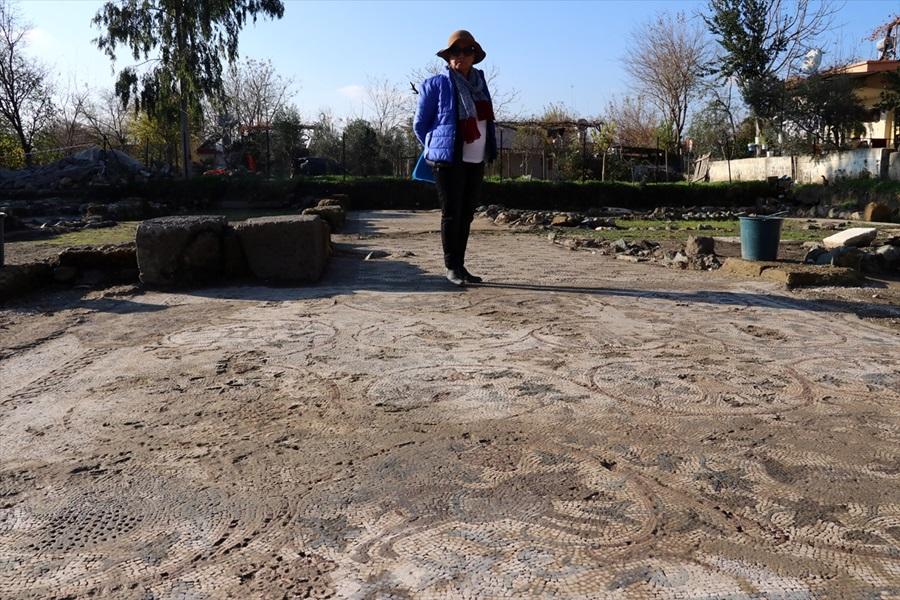 Bin 600 yıllık kanalizasyon sistemi turizme kazandırılacak