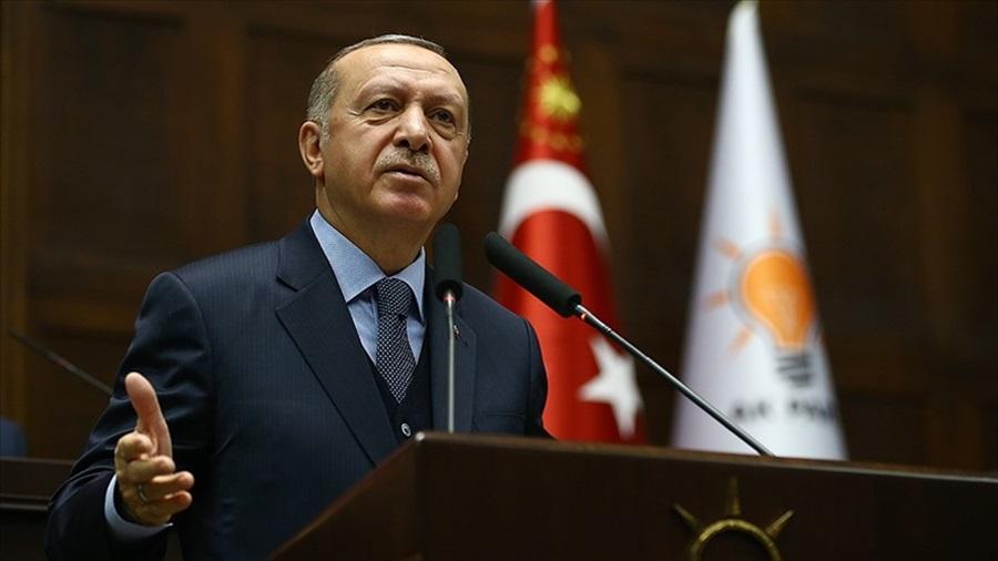 Erdoğan: Kültür sanat önemli bir beka meselesi