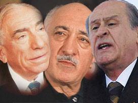 Türkeş, Gülen'e toz kondurmuyordu?