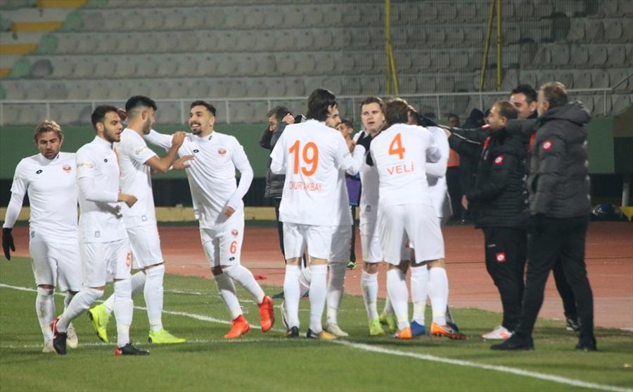 Adanaspor: 1 - İstanbulspor: 1
