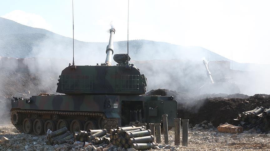 MSB: İdlib'de 21 rejim hedefi tahrip edilmiştir