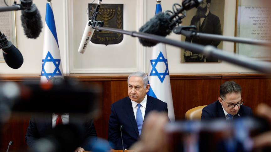 Netanyahu yine İran'ı hedef aldı