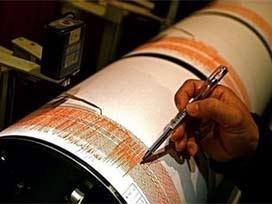 Adana'da 4,2 büyüklüğünde deprem ?