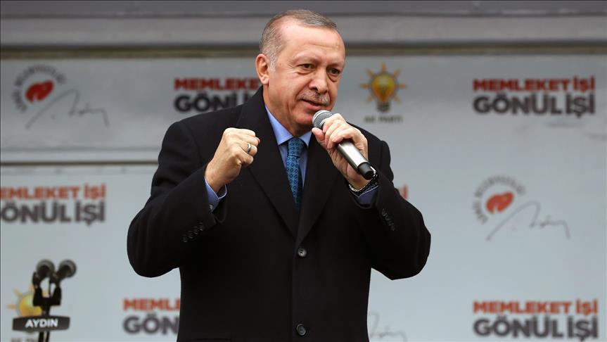 Erdoğan: Tanzim satış noktalarıyla fiyatlar yarı yarıya indi