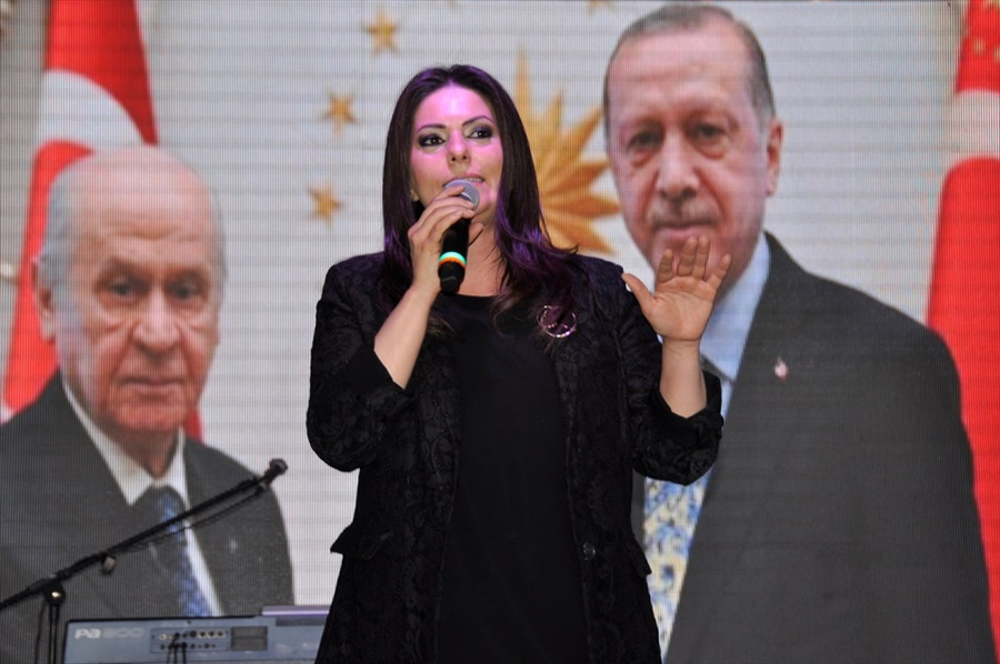 """Sarıeroğlu: """"15 Temmuz'da Milletimiz, Çanakkale Ruhunun Halen Diri Olduğunu Göstermiştir."""""""