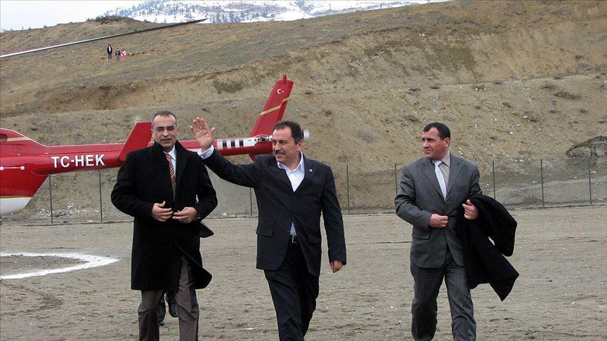 Vatan ve millet sevdalısı bir lider: Muhsin Yazıcıoğlu