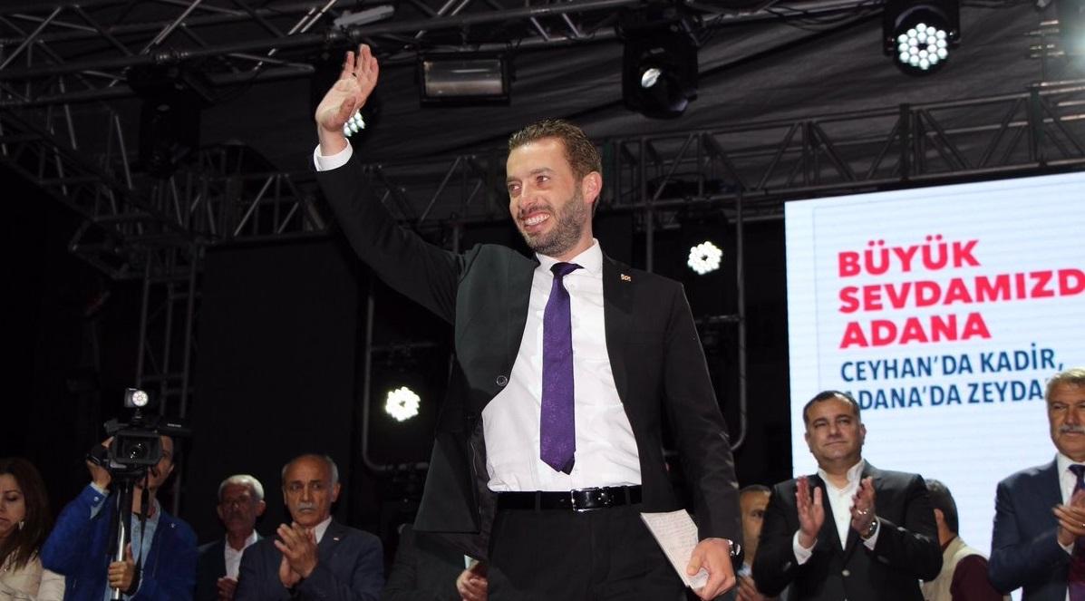 Ceyhan Belediye Başkanı Kadir Aydar oldu