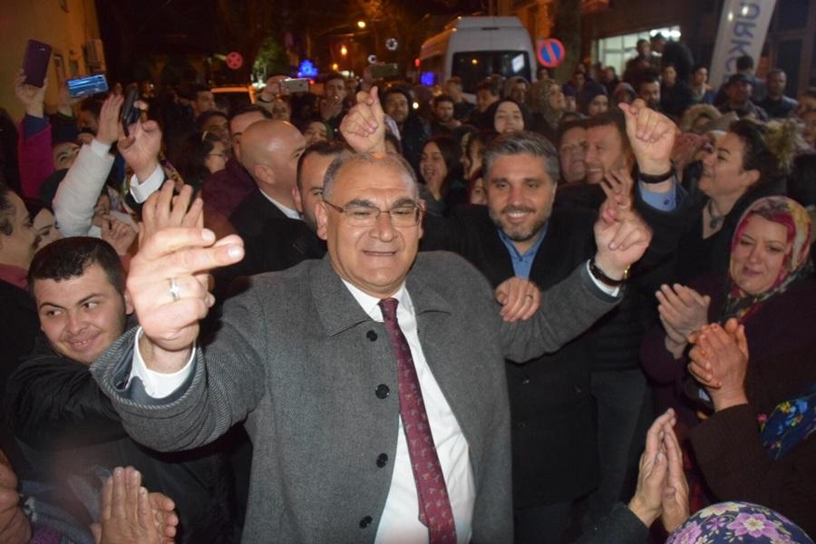 Pozantı'da 3'üncü Mustafa Çay dönemi