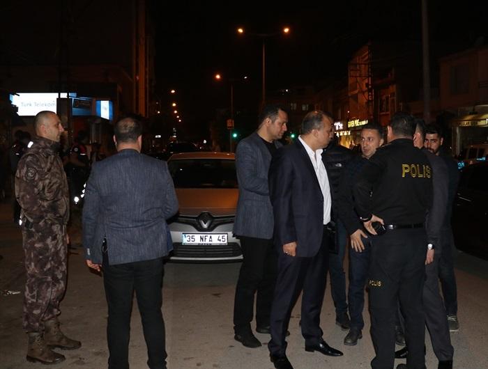 """Adana'da """"huzur ve güven"""" uygulaması"""