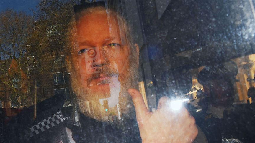 ABD'den Assange'a 17 yeni suçlama