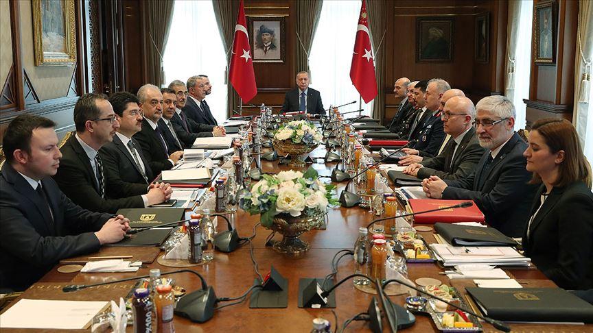 Savunma Sanayii İcra Komitesi, savunma projelerini karara bağladı