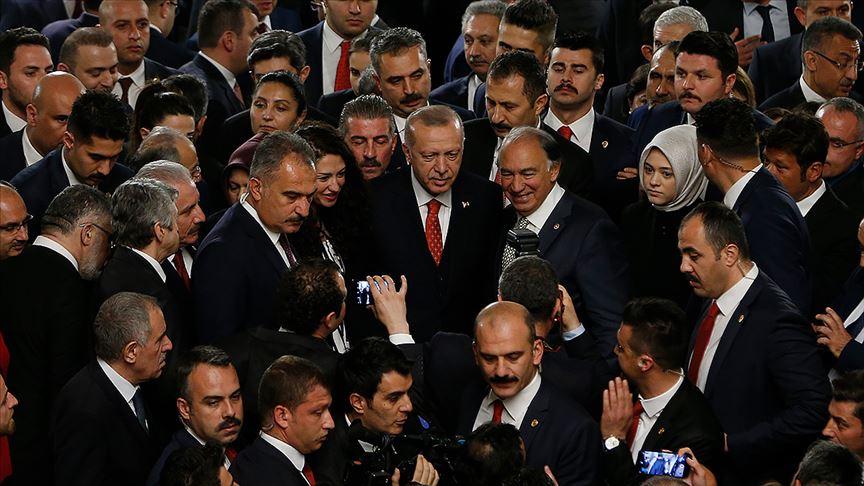 Erdoğan: ABD Başkanı Trump ile yakın zamanda bir görüşmemiz olabilir