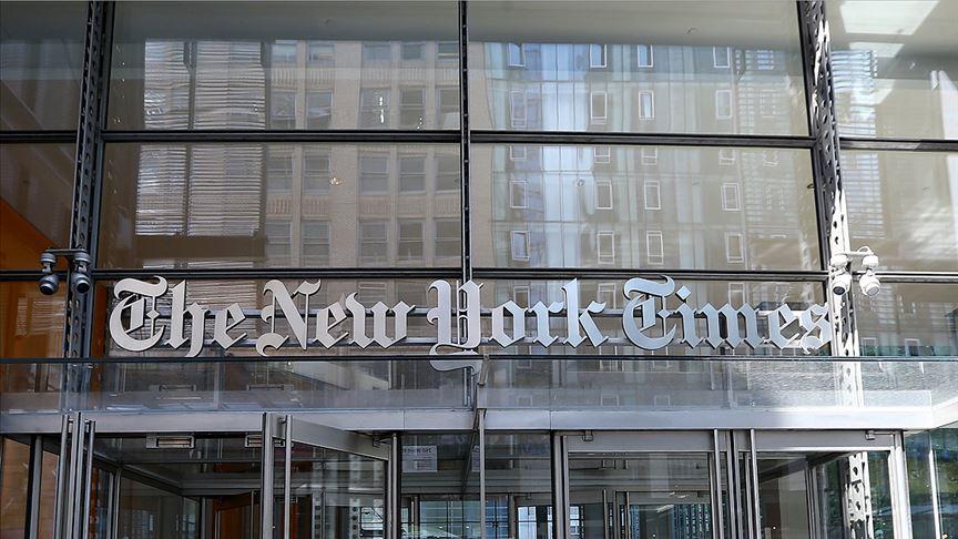 New York Times Netanyahu karikatürü için özür diledi