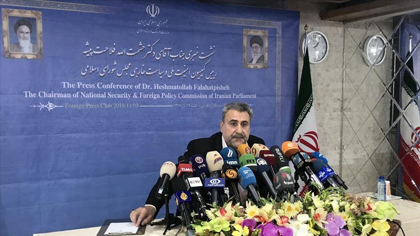 İranlı yetkiliden İran-ABD gerginliğinde 'acil durum masası' önerisi