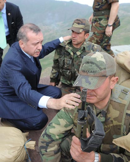 Erdoğan'dan terör örgütüne rest ?