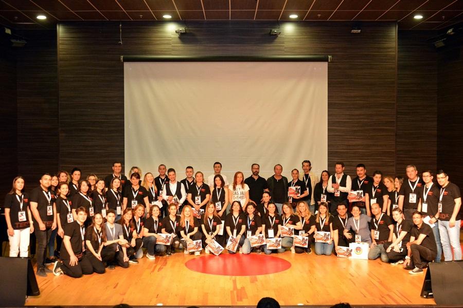 """""""Kutup Yıldızı"""" temasıyla TEDx 4. kez Adana'da"""