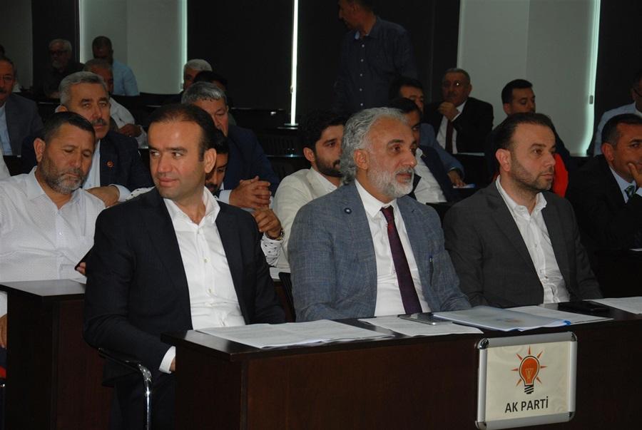 Büyükşehir Belediye Meclis Toplantısı 7 Dakikada Bitti.
