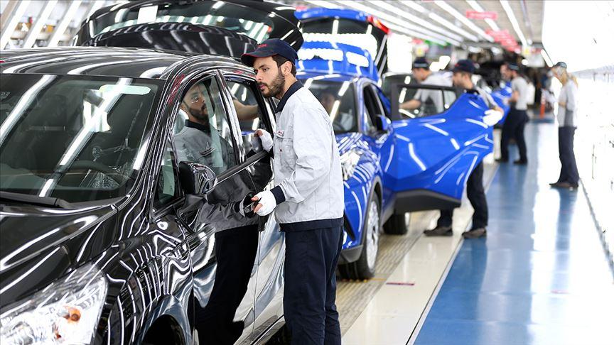 Otomotivde bu yıl üretilen araçların katma değeri 2018'e göre daha yüksek