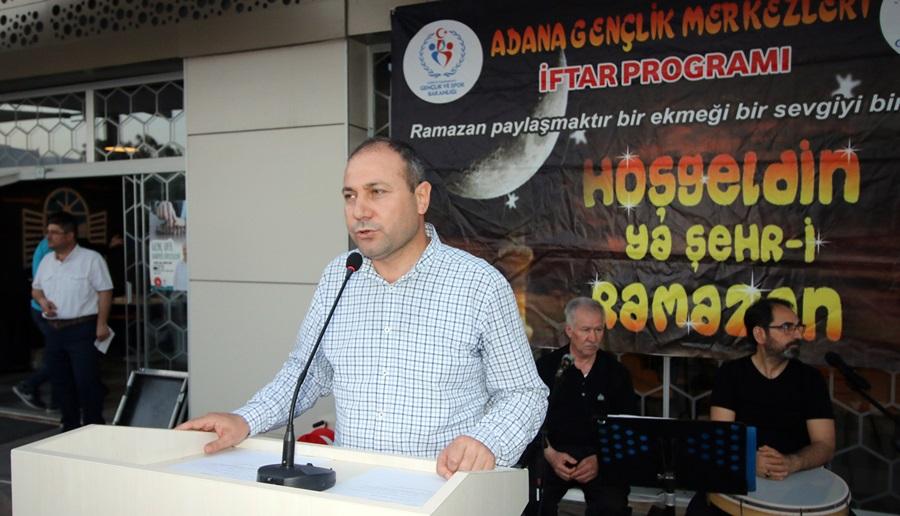 """Mehmet Tosun; """"Gençlerimize Yönelik Projelerimiz Var"""""""