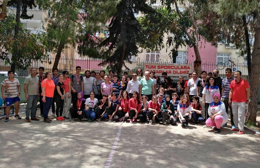 19 Mayıs Gençlik Haftası Bocce Turnuvası tamamlandı