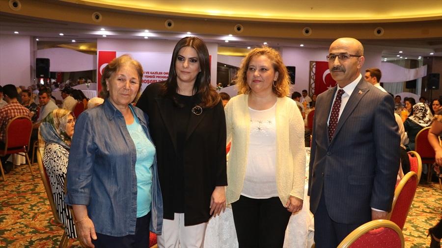 Adana Valiliği'nden şehit ailelerine iftar