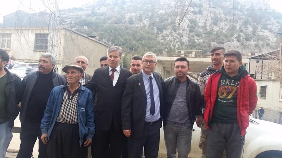 BBP Karaisalı İlçe Başkanı Davarcı'dan belediyelere sert eleştiri