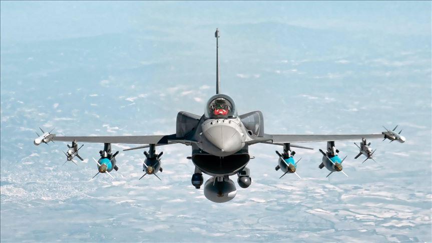 Irak'ın kuzeyine düzenlenen hava harekatıyla hedefler vuruldu