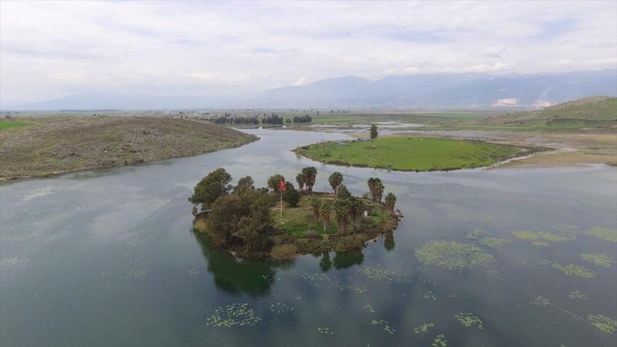 Hatay Gölbaşı Gölü turizme kazandırılacak