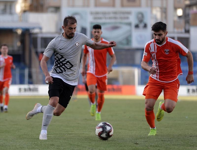 Adanaspor: 1 - Osmanlıspor: 4