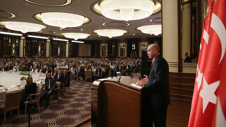 Erdoğan: Eğitim konusunda meseleyi ideolojik zemine çekmek kimseye yarar sağlamaz