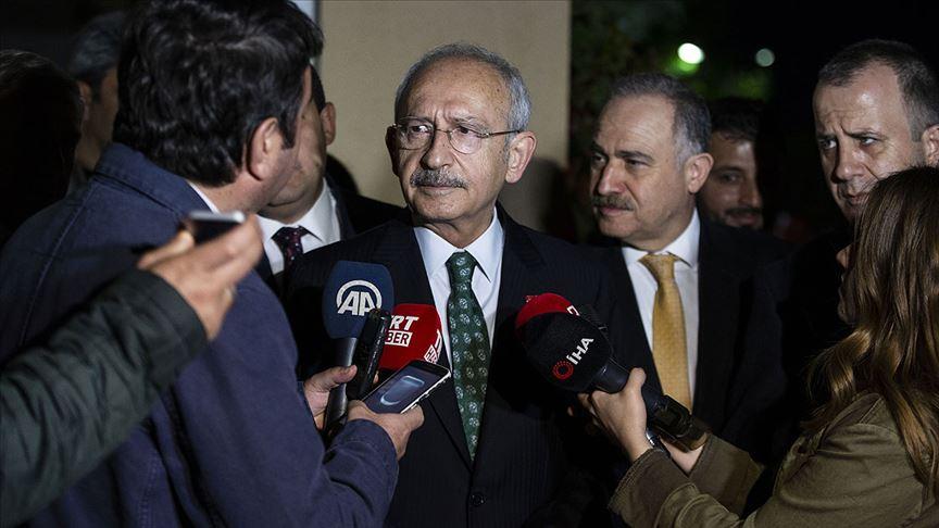 'Saldırı Türkiye Cumhuriyetine yapılmıştır'