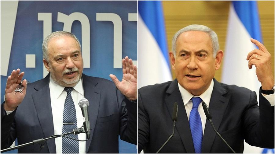 Liberman'dan Netanyahu'ya tepki: Dalavere ve hileyi bırak