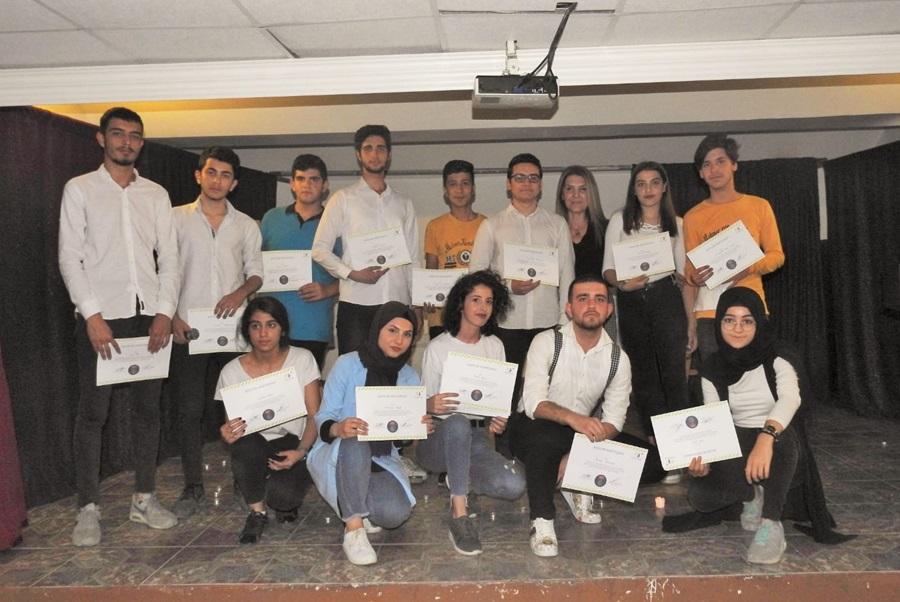 Lise öğrencileri Anadolu'nun Kandilleri ile aydınlanıyor