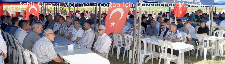 Vali Demirtaş Şehit Onbaşı Mehmet Erdoğan İçin Düzenlenen Mevlide Katıldı