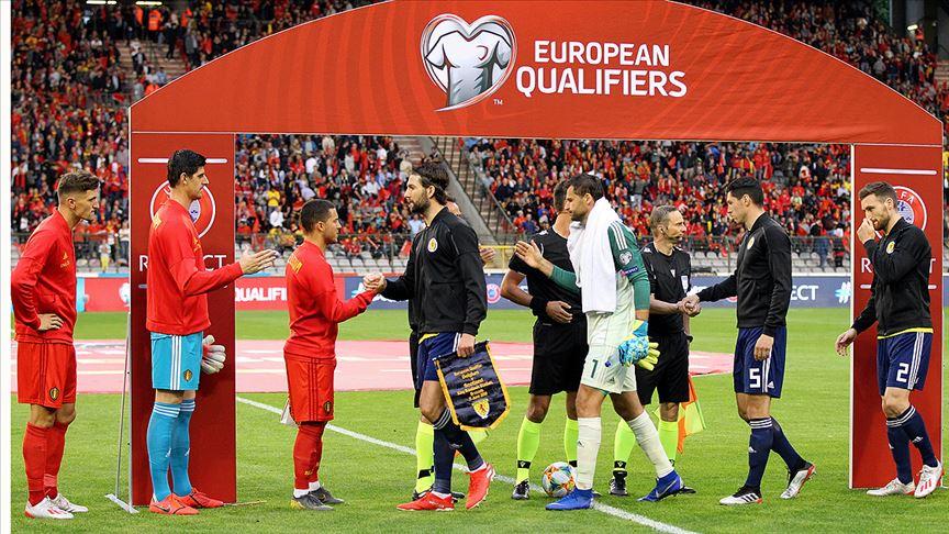 EURO 2020 Elemeleri'nin 4. haftası sona erdi