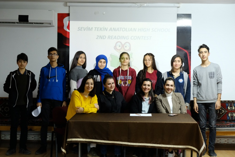 "Sevim Tekin Anadolu Lisesi ""Save The Future Not Only Today"" Projesi İle Avrupa'da"