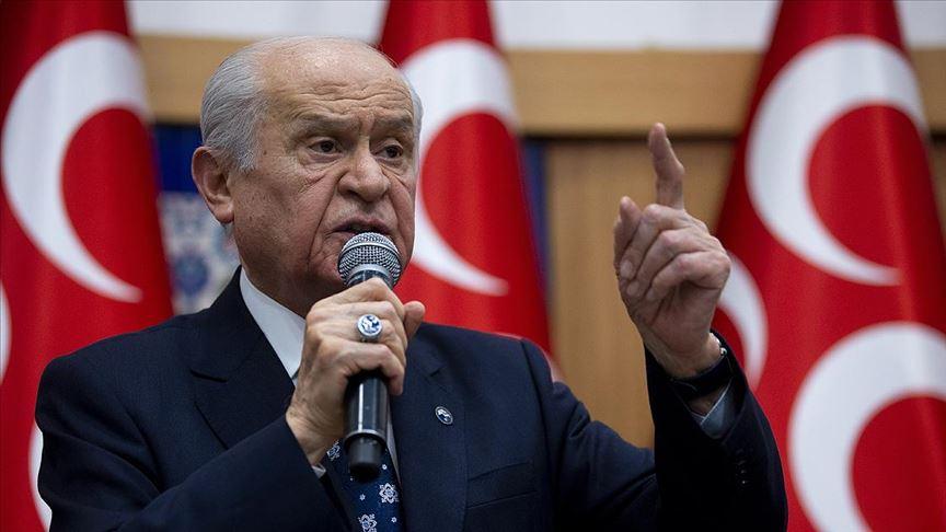'MHP olarak ülkeyi karşılıksız seviyoruz'
