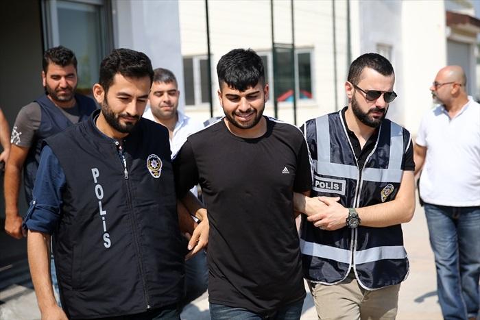 Adana'da silahlı kavga zanlıları yakalandı