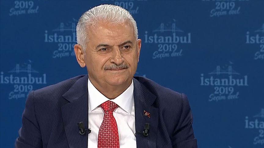 Binali Yıldırım: CHP tamamının sayılmasına direnmeseydi seçim tekrarlanmayacaktı