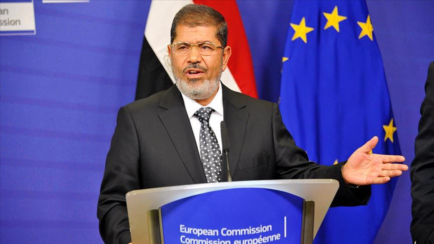 Muhammed Mursi AB'nin 'turnusol kağıdı' da oldu