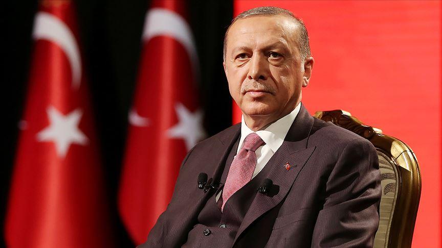 Erdoğan: S-400'ler en geç nisana kadar monte edilmiş olacak